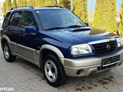 second-hand Suzuki Grand Vitara 2.0