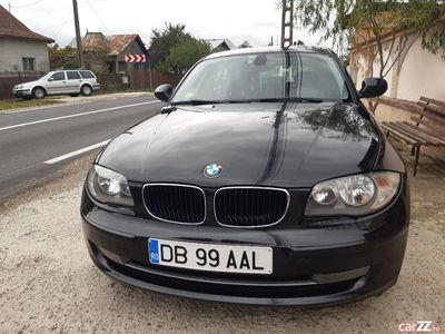 second-hand BMW 118 an 2011 euro 5 unic propretar pe carte diesel 143 cp