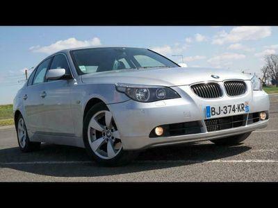 second-hand BMW 530 E60 d - an 2007, 3.0d (Diesel),