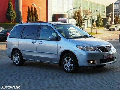 second-hand Mazda MPV 2.0