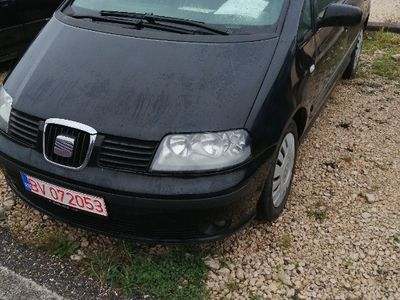 second-hand Seat Alhambra 2009euro4