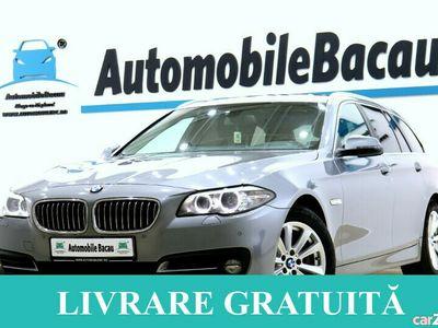 second-hand BMW 520 d 190cp automata 8+1 2015 euro 6
