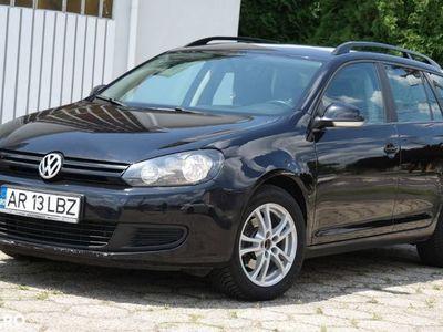 second-hand VW Golf VI EURO 5 - an 2013, 1.6 Tdi (Diesel)