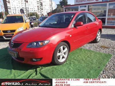 second-hand Mazda 3 Sedan