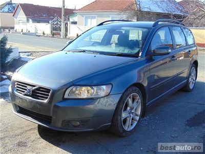 second-hand Volvo V50 - an 2008