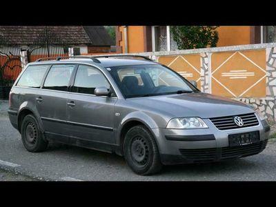 second-hand VW Passat - an 2002, 1.9 Tdi (Diesel),