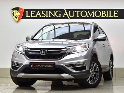 second-hand Honda CR-V