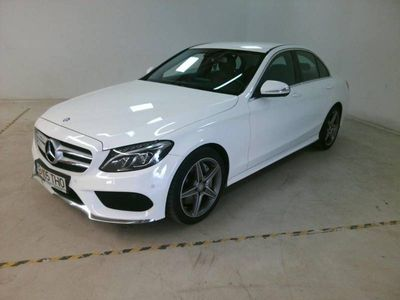second-hand Mercedes C250 7G-TRONIC, AMG Line
