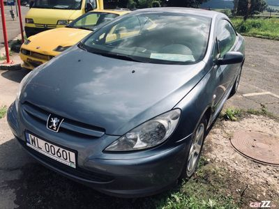 second-hand Peugeot 307 CC cabrio an 2005 2200 euro