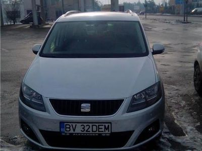 second-hand Seat Alhambra