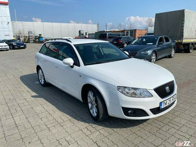 second-hand Seat Exeo ST 2.0 TDI 140 CP 2010