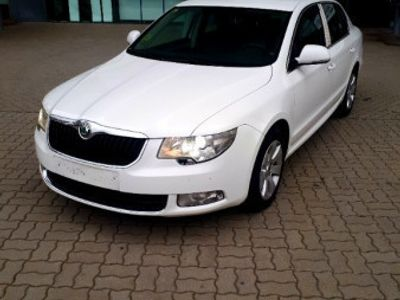 second-hand Skoda Superb 2, 2.0 TDI 140 cp,an 2010!!!