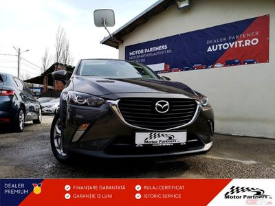 second-hand Mazda CX-3 1.5d skyactiv-d 105cp skylease