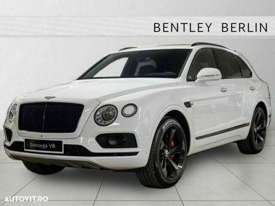 second-hand Bentley Bentayga