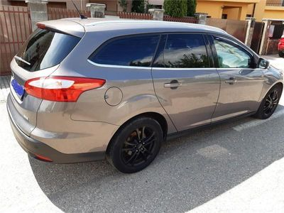 second-hand Ford Focus 1.6 TDCI 105 CP
