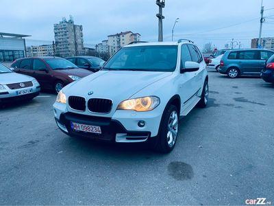 second-hand BMW X5 an 2010, euro 5, motor 3000 diesel recent adusă