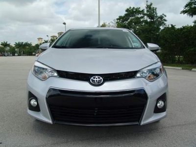 second-hand Toyota Corolla 2016