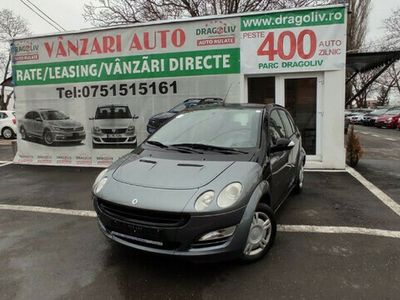 second-hand Smart ForFour 1.3 Benzina,2005,Finantare Rate