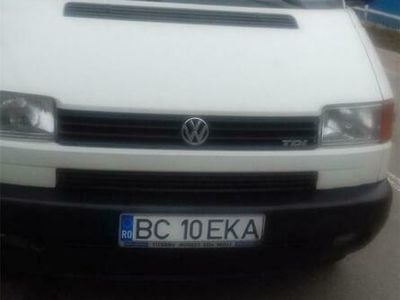 second-hand VW Transporter T4