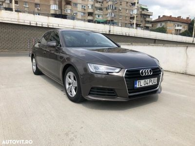 second-hand Audi A4
