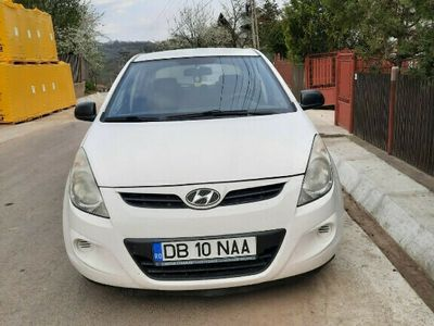 second-hand Hyundai i20 2012 benzina & gpl
