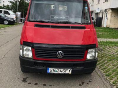 second-hand VW LT 8+1 2,5