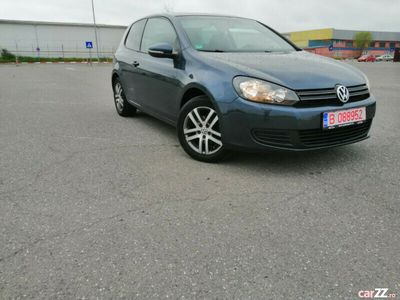second-hand VW Golf 6/ benzina 1.4mpi