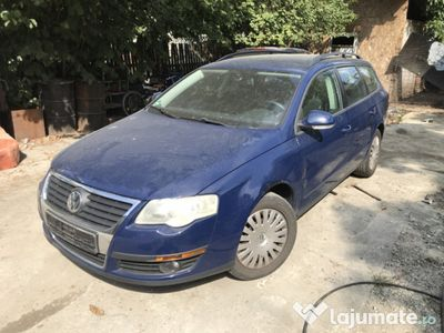 used VW Passat 2.0 TDI 2007
