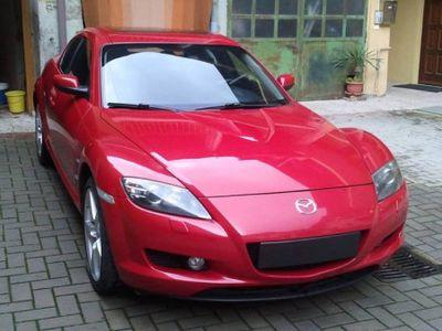 brugt Mazda RX8 cu probleme la motor