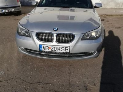second-hand BMW 525 Seria 5