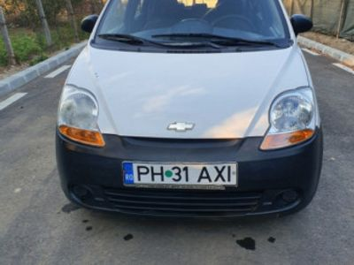 second-hand Chevrolet Spark 2006