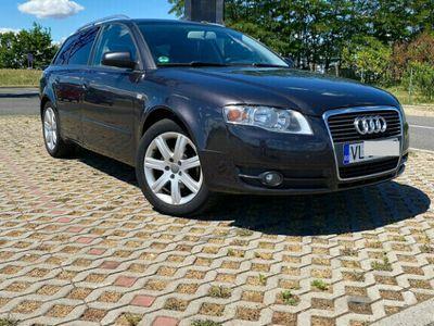 second-hand Audi A4 din 2008