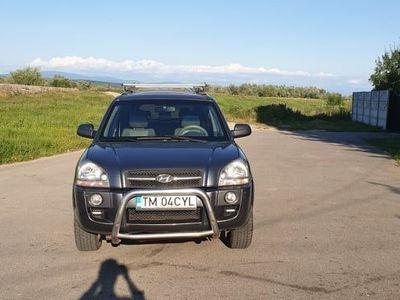 used Hyundai Tucson 2007