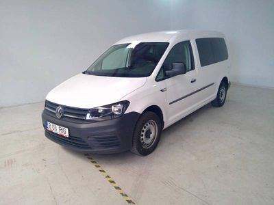second-hand VW Caddy 2.0 TDI Maxi