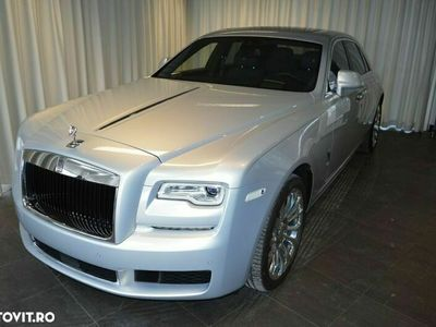 second-hand Rolls Royce Ghost Series
