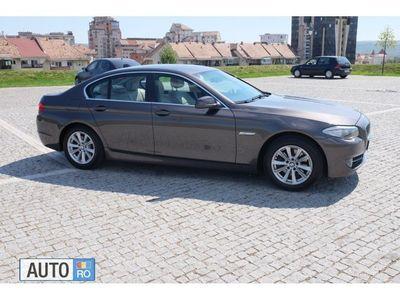 second-hand BMW 520 2012