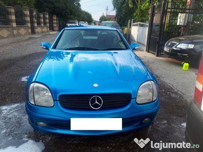 second-hand Mercedes SLK200 Kompressor 2000 benzina automatic