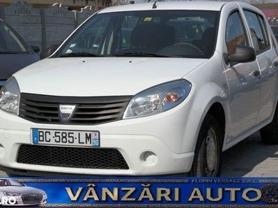 second-hand Dacia Sandero - an 2011, 1.4 (Benzina+GPL)