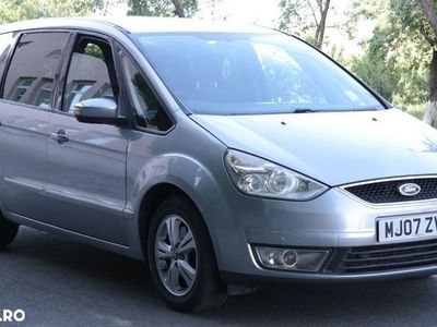 second-hand Ford Galaxy - an 2007, 2.0 tdci (Diesel)