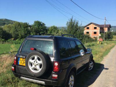 used Land Rover Freelander td4 sport