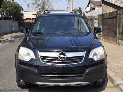 second-hand Opel Antara