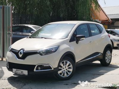 second-hand Renault Captur 1.5DCi Expresion 90CP / Finantare Garantata