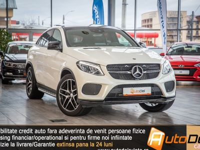 second-hand Mercedes 350 GLE CoupeD - 4 Matic
