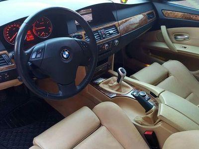 second-hand BMW 520 BMW 520 - Berlina