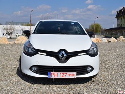 second-hand Renault Clio an 2016