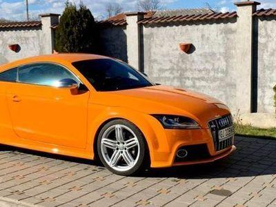 second-hand Audi TTS