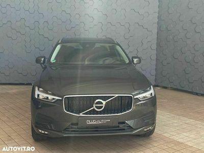 second-hand Volvo XC60 2018 2.0 Benzină 250 CP Automată, 58.500 km, SUV