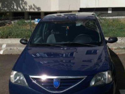 second-hand Dacia Logan 1.4 mpi, 75 cp, 2007 + GPL, echipare Laureate