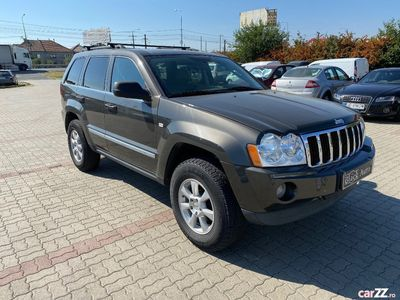 second-hand Jeep Grand Cherokee  3.0 diesel at, 4x4, 218 cp 2006