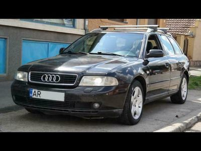 second-hand Audi A4 - an 2001, 1.9 Tdi (Diesel)